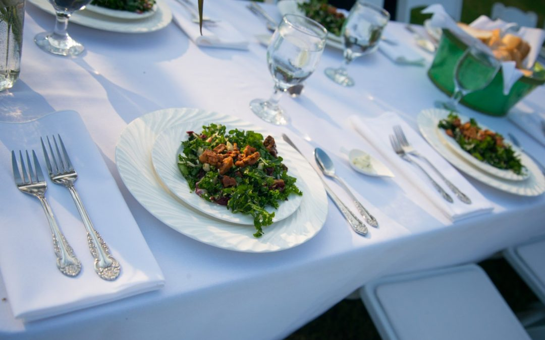 A Dinner for Kids with Cancer